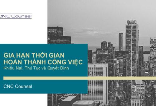 CNC Tài Trợ Hội Thảo Hợp Đồng EPC Tại Việt Nam Tháng 06/2019