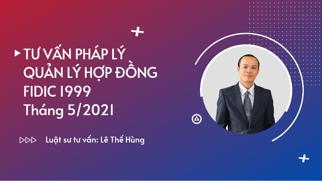 Tu van phap ly Hop Dong Fidic Ho Chi Minh